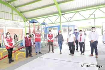 Reconstrucción con Cambios: entregan cuatro colegios en Mochumí y Mórrope - Agencia Andina