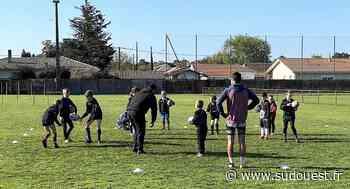 Gujan-Mestras : pendant les vacances, l'école de rugby organise un stage ouvert à tous les jeunes - Sud Ouest