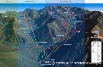 La futura macroestación 'Cerro Punta Negra' pasará su primera prueba de fuego en mayo - Lugares de Nieve.com