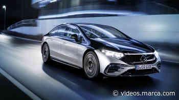 Mercedes EQS, el nuevo rey de los coches eléctricos - MarcaTV - MARCA.com
