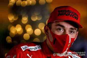 Leclerc: nuestra realidad es estar detrás de Mercedes y Red Bull - Motorsport.com Latinoamérica