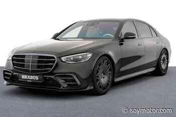Brabus 500: un Mercedes-Benz Clase S con vitaminas - SoyMotor.com