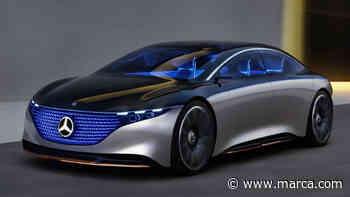 La presentación del Mercedes-Benz EQS, en directo desde las 18:00 horas - MARCA.com