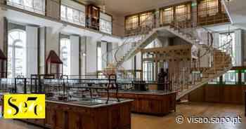 Laboratório Ferreira da Silva, no Porto: A casa do nosso Lavoisier - Visão