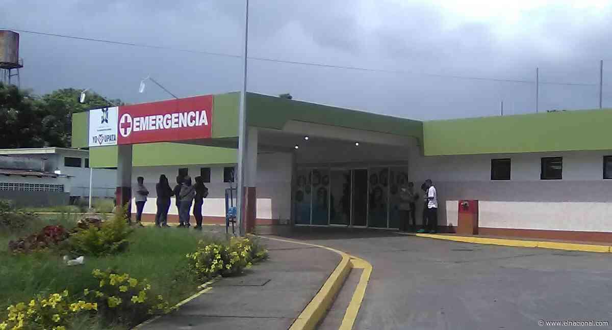 """""""Su presencia perturba el hospital"""": detuvieron a periodista que visitaba a su hermana hospitalizada en Upata - El Nacional"""
