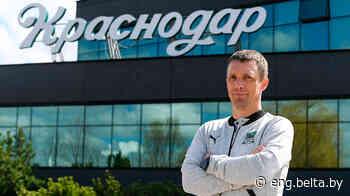 Viktor Goncharenko named new coach of FC Krasnodar Belarusian news - Belarus News (BelTA)