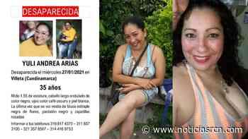 Buscan a Yuli Andrea Arias, desaparecida en enero en Villeta, Cundinamarca - Noticias RCN