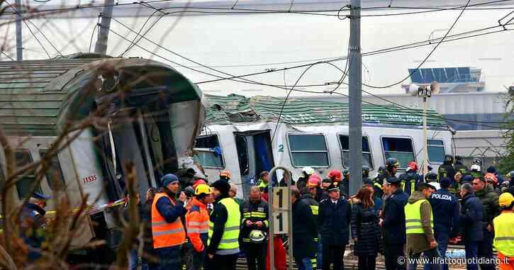 Disastro ferroviario di Pioltello, i pm di Milano chiedono il rinvio a giudizio per 9 persone: c'è… - Il Fatto Quotidiano