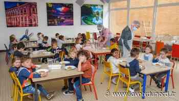Coudekerque-Branche: de 3,05 à 1,50€, la ville divise par deux le prix du repas à la cantine - La Voix du Nord