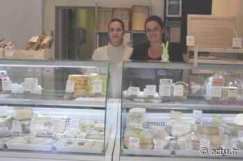 Oise. « Mon fromage chéri » : une nouvelle crémerie à Chaumont-en-Vexin - actu.fr