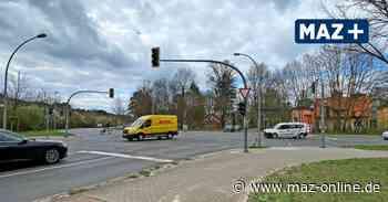 Verkehr Kleinmachnow: Neue Kreisverkehre auf Stolper Weg zur A 115 geplant - Märkische Allgemeine Zeitung