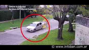 Don Torcuato: En una persecución de película, detienen a un automóvil con pedido de captura - InfoBan