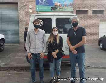 La diputada Natalia Villa conversó con comerciantes de Don Torcuato - lanoticiaweb.com.ar