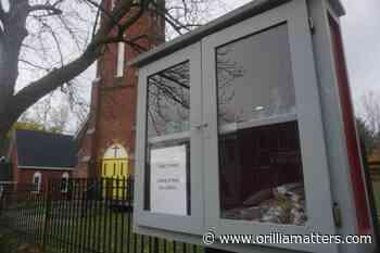 Spitting incident can't dampen Penetanguishene parish's goodwill - OrilliaMatters