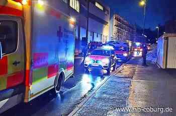 Feuerwehreinsatz in Tettau - Schrecksekunde bei Gerresheimer - Neue Presse Coburg