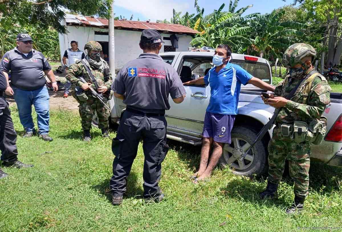 Sujeto duró 8 años escondido después de asesinar a su pequeño hijastro en Armero – Guayabal - Alerta Tolima