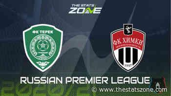 2020-21 Russian Premier League – Akhmat Grozny vs Khimki Preview & Prediction - The Stats Zone