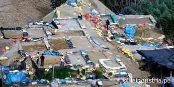 Nuevos grupos mineros ilegales invaden cerro El Toro en Huamachuco - La Industria.pe