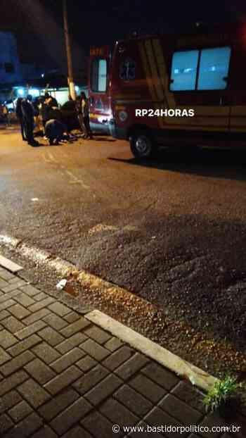 Motorista de ônibus é atropelado em Rio Grande da Serra - bastidorpolitico.com.br