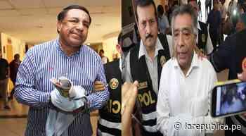 Poder Judicial acepta desacumular delitos contra Willy Serrato y David Cornejo LRND - LaRepública.pe