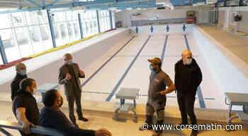 Corte : la piscine a fait peau neuve - Corse-Matin