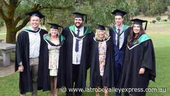 Graduation ceremony at Federation University Gippsland - Latrobe Valley Express