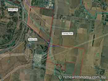 """Morwell solar and battery project proposed to """"fill void"""" in Victorian coal country - RenewEconomy"""
