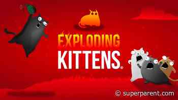 Exploding Kittens on Switch: A SuperParent First Look - SuperParent