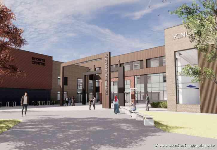 Morgan Sindall gets go-ahead for £41m Aylesbury school