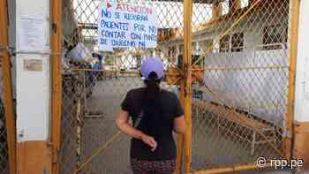 """Lambayeque: """"No se recibirán pacientes por no contar con puntos de oxígeno"""", el anuncio del hospital de Ferreñafe ante el incremento de casos de la COVID-19 - RPP Noticias"""