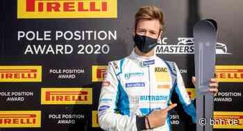 Rennfahrer aus Eggenstein-Leopoldshafen feiert in Monza Profi-Debüt - BNN - Badische Neueste Nachrichten