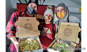 Opinion Pizza posse is doing delicious in St. Jacobs - Waterloo Chronicle