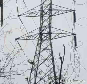 Continúan hechos delictivos entre Barrancas y Hatonuevo que afectan el suministro de energía - La Guajira Hoy.com