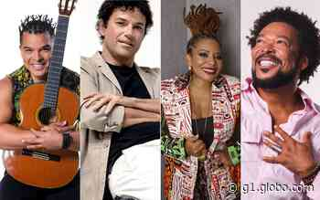 Edição online do Festival de Lençóis terá shows de Jau, Jorge Vercillo, Adelmo Casé e Margareth Menezes; confira programação - G1