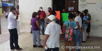 Colonos de Tehuantepec se lanzan en contra de Vilma Martínez - El Imparcial de Oaxaca