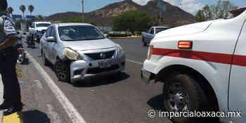 Atropella petrolero a un motociclista en Tehuantepec - El Imparcial de Oaxaca