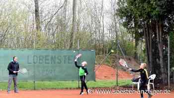 Nachwuchs kehrt beim TuS Bad Sassendorf auf die Tennisplätze zurück - soester-anzeiger.de