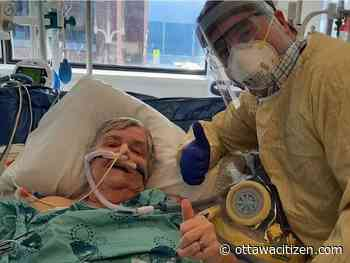 Kanata woman survives severe COVID case with assist from clinical trial - Ottawa Citizen