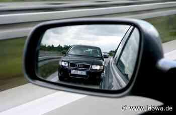 Blanke Nerven bei Taufkirchen an der Vils - Autofahrer tragen Streit an der Bundesstraße aus - idowa