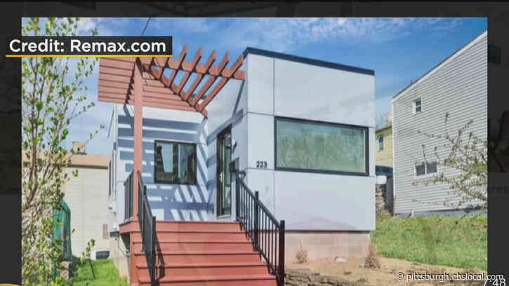 Tiny Home In Garfield Hits The Market