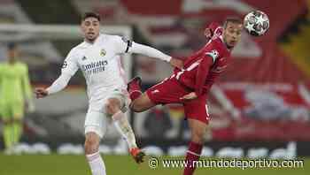 La pareja de Valverde muestra cómo tenía el pie 'El Pajarito' antes de jugar en Anfield - Mundo Deportivo