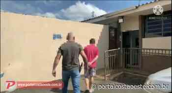 Santa Terezinha de Itaipu: Polícia Civil cumpre mandado de busca e apreensão no B. Santa Mônica - Portal Costa Oeste