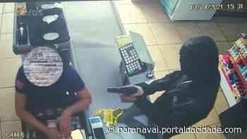 Homem é preso após assalto a mercado em Terra Rica - ® Portal da Cidade | Paranavaí