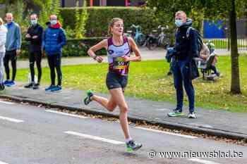 """Nina Lauwaert doet in Twente een nieuwe gooi naar de olympische limiet: """"Zo lang mogelijk de grote groep volgen"""""""