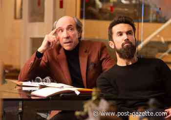 Pittsburgh-born F. Murray Abraham is game to play on 'Mythic Quest'