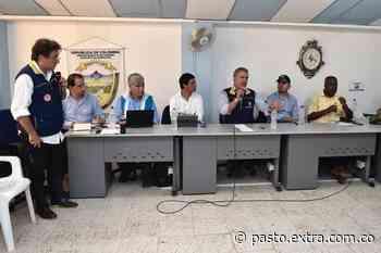 Duque se reúne con damnificados por desbordamiento del río Telembí, en Barbacoas, Nariño - Extra Pasto