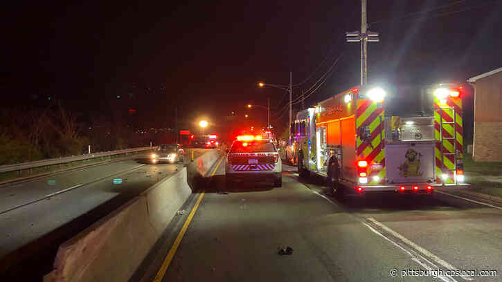 One Man Killed, One Person Hospitalized After Crash On Route 837 In Duquesne