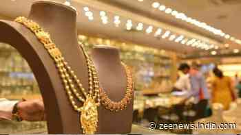 Gold Price Today, 16 April 2021: Gold slides marginally, but prices still Rs 9200 lower