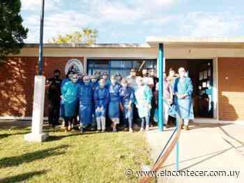 466 personas recibieron la primera dosis de Sinovac en Villa del Carmen - El Acontecer Diario