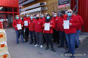 précédent Mouvement de grève chez Brico-Dépôt et Castorama à Reims - L'Union